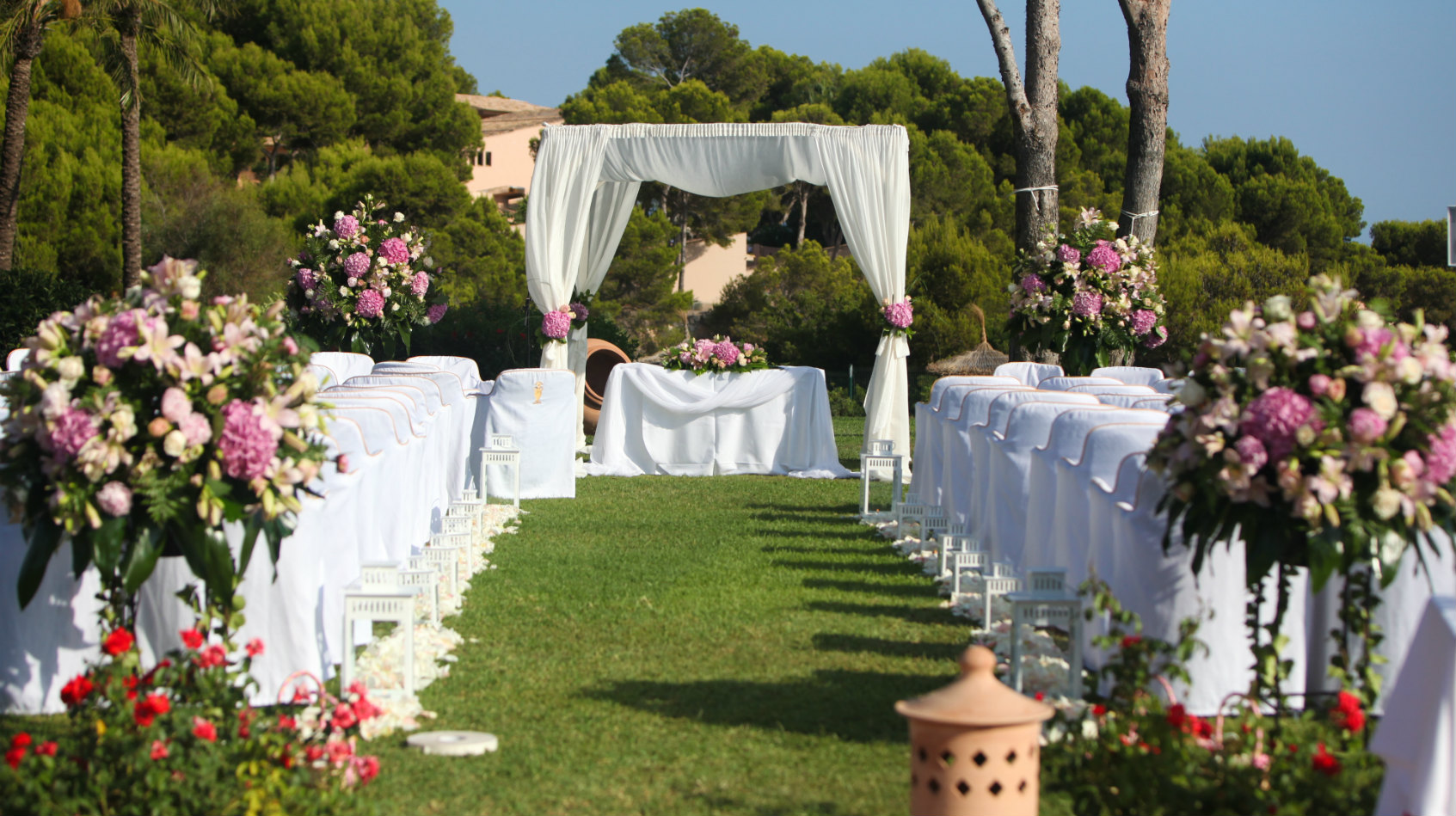 Weddings In Majorca At The St Regis Mardavall Mallorca Resort