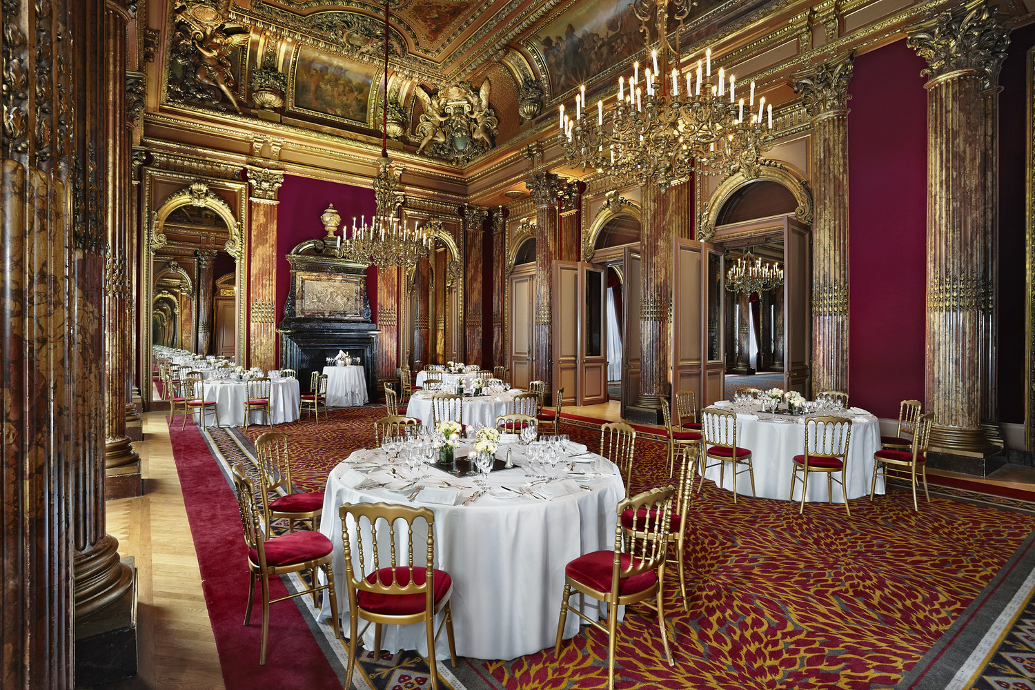 Get married in paris wedding in paris weddings at the westin paris vend me Salon de jardin luxe vendome